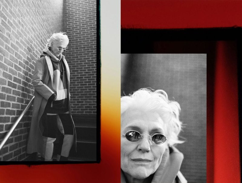Мама изобретателя Илона Маска тоже не лыком шита и отжигает в крутой молодёжной фотосессии возраст, мама, модель, фотосессия