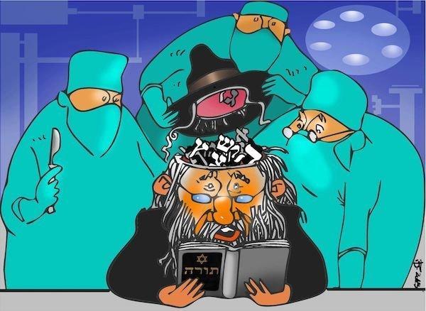 В мозгах правды нет бесэдер, карикатуры, мировые новости, новости, рисунки, юмор