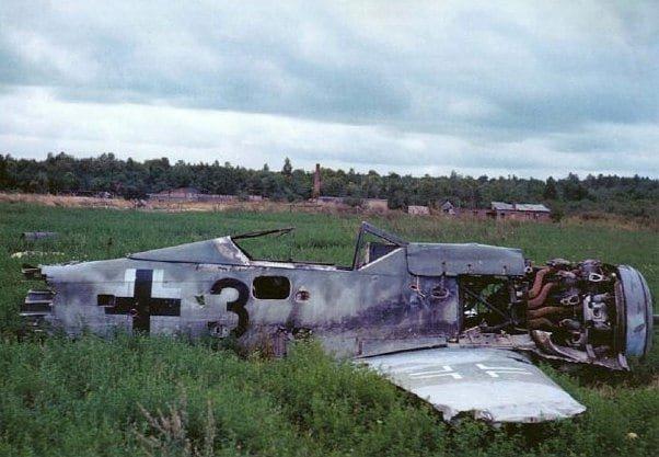 10. Focke Wulf FW190 боеприпасы, война, история, оружие, следы войны, танки, фото, эхо войны