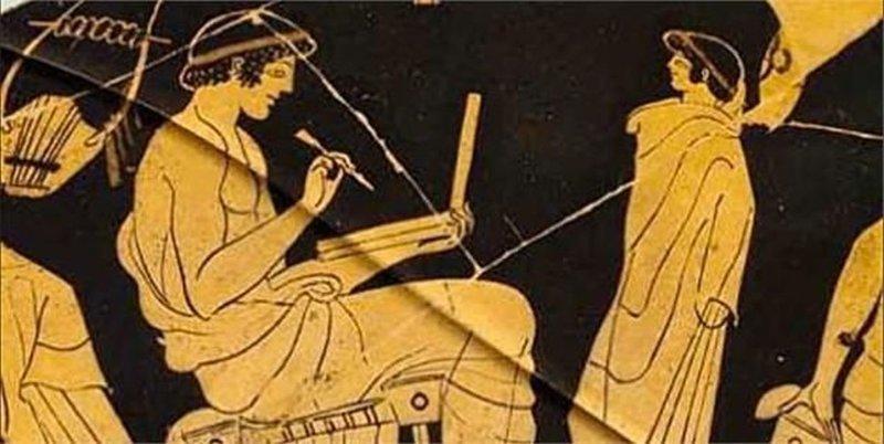 А как же древние греки-римляне? путешествие во времени, шутка, юмор