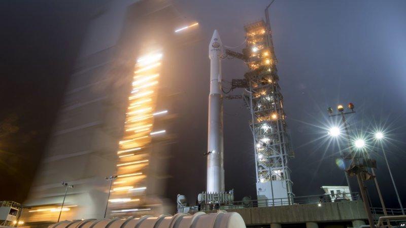 Миссия InSight: НАСА запустило новый марсоход nasa, ynews, исследования, космос, марс, марсоход