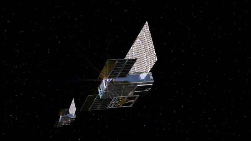 Mars Cube One (MarCO) nasa, ynews, исследования, космос, марс, марсоход