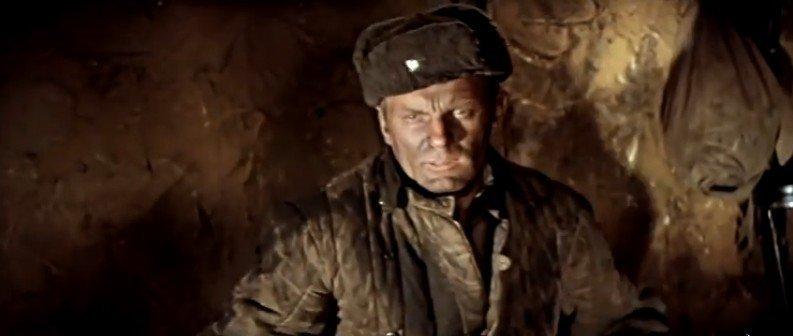 «Горячий снег» актёр, кино, народный артист России