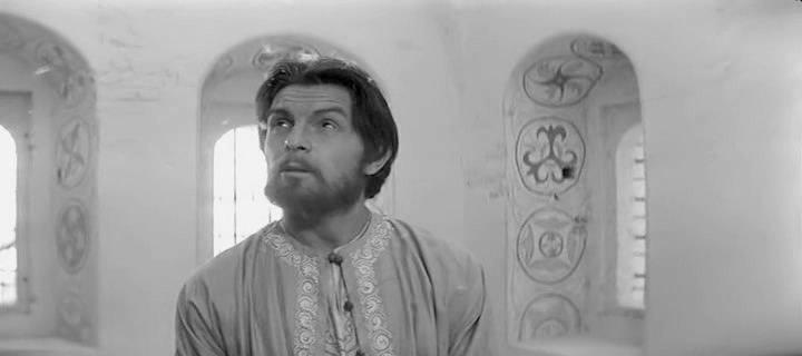 «Андрей Рублев» актёр, кино, народный артист России