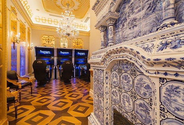 VIP-зал для любителей автоматов «Горки Город», Красная Поляна, ФОРТуна, выигрыш, казино, сочи
