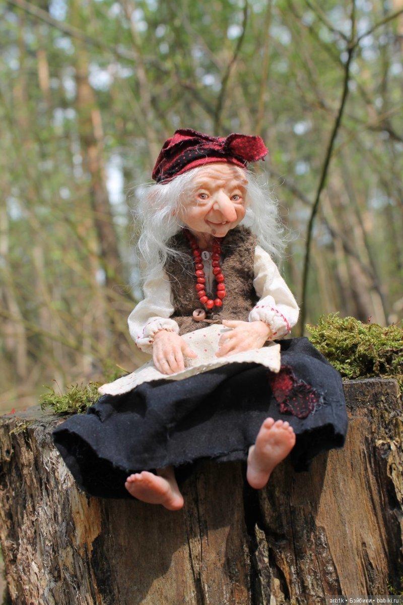"""Сказка """"на ладони"""" от Катрушовой Татьяны Катрушова Татьяна, авторские куклы, герои сказок"""