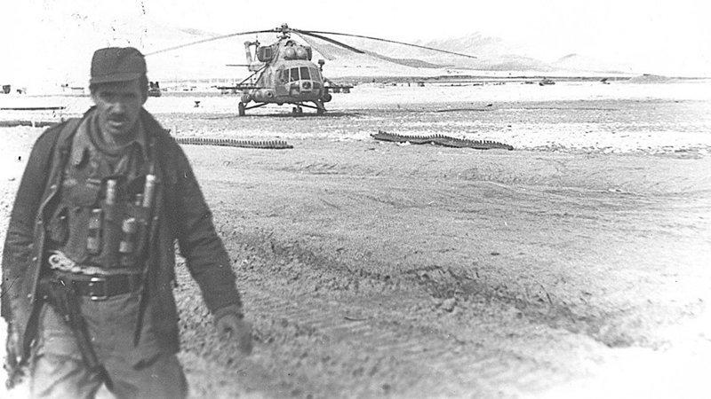 Скромный - в быту и неудержимый - в бою афганистан, война, история, факты