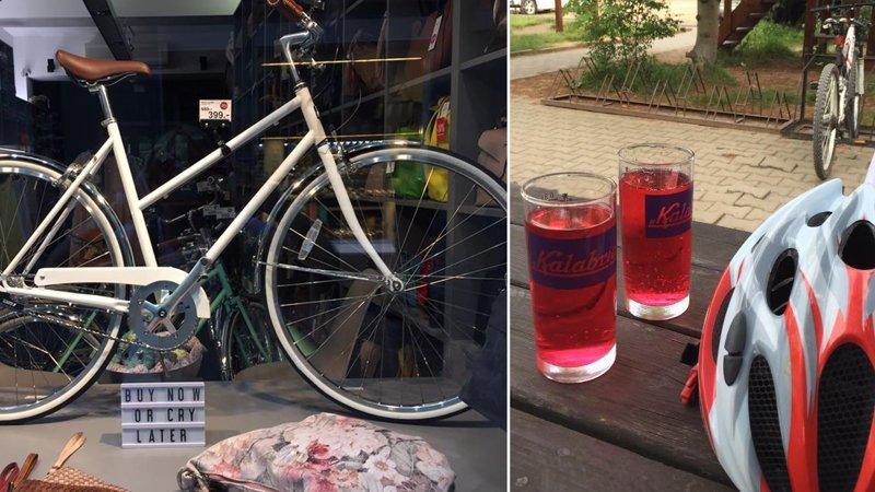 Cедлаем велик велосипед, лето, путешествие, развлечения, туризм