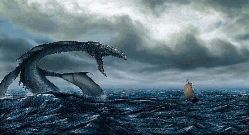 Кто на самом деле жил в озере Лох-Несс? история, мифы, неизведанное, факты