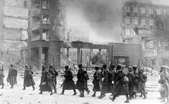 Как белогвардейцы на востоке защищали Сталинград белогвардейцы, востоке, защищали, сталинград