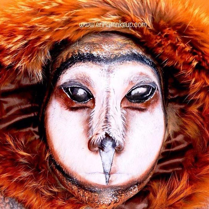 Парализованная визажистка обретает мир через творчество Элена мартини, визаж, живопись, творческий порыв, творчество, художница, художница-инвалид, через тернии к звездам