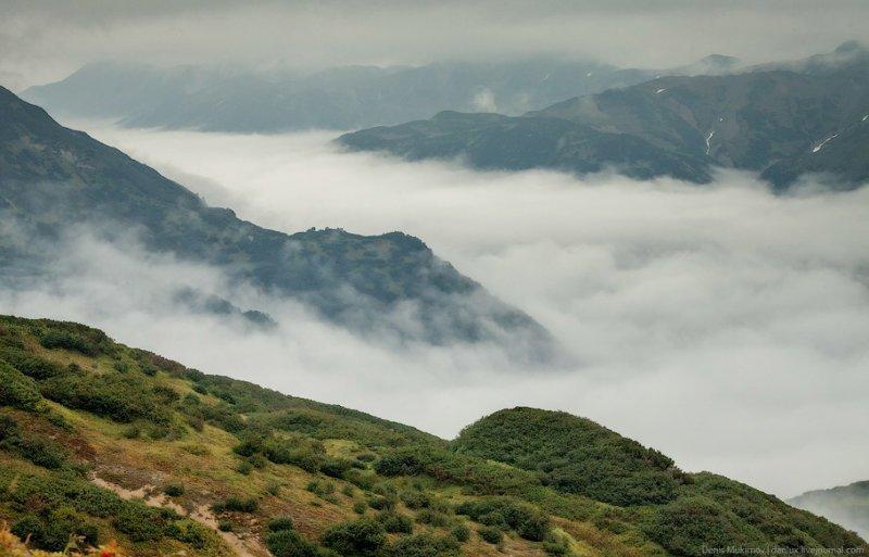 Камчатские пейзажи камчатка, пейзажи, фоторепортаж