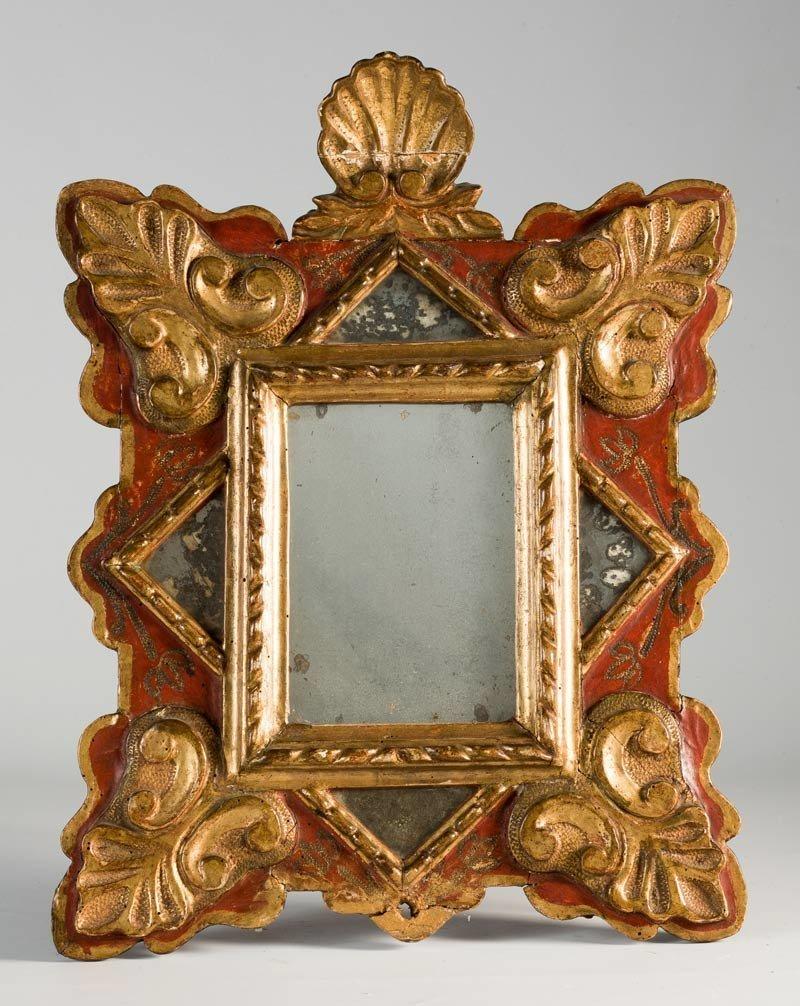 Испания, начало  XVIII века антиквариат, зеркала, интересное, красота, факты