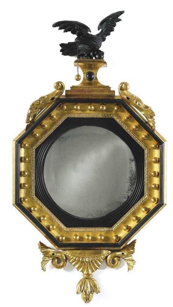 Франция, 1810 г антиквариат, зеркала, интересное, красота, факты