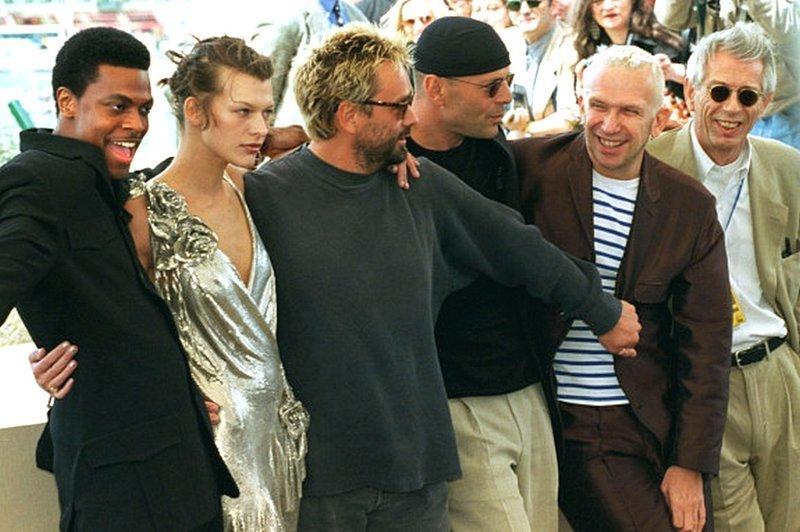 Премьера фильма -Пятый элемент- в Каннах, 1997 год Люк Бессон, Фильмы-шедевры, кинематограф