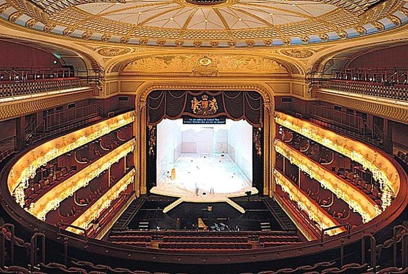 Royal Opera House Люк Бессон, Фильмы-шедевры, кинематограф