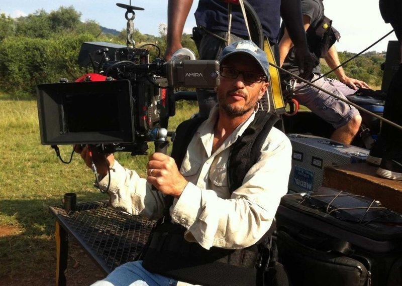 Последняя фотография Карлоса Карвальо, погибшего от жирафа ynews, африка, дикая природа, жираф, несчастный случай, режиссёр