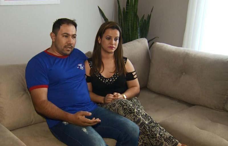 Нельма Резенде с мужем Кайо бразилия, в мире, дети, история, люди