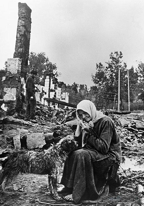 3. Весь ужас и боль войны Велика Отечественная война, история, фотографии