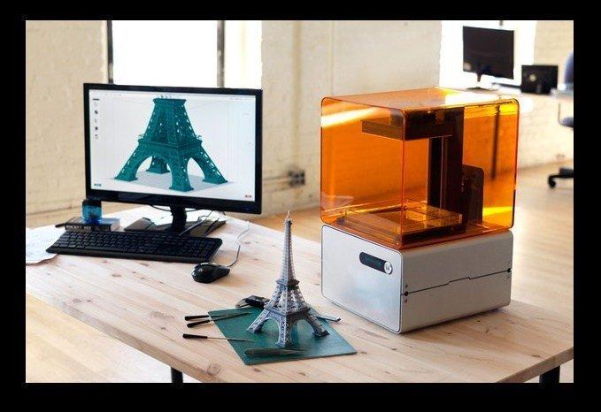 3-Д принтеры, печатающие объёмные фигуры. афёра, история, факты