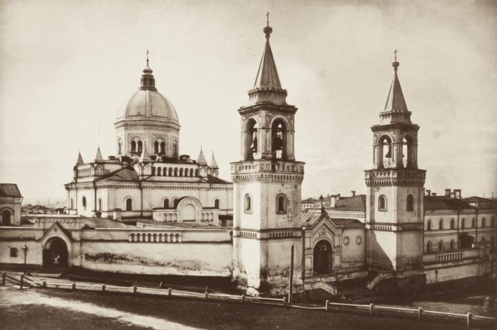 Ивановской женский монастырь Душегубица, Кровавая барыня, Реальная история, Салтычиха, женский монастырь, пожизненно, расследование