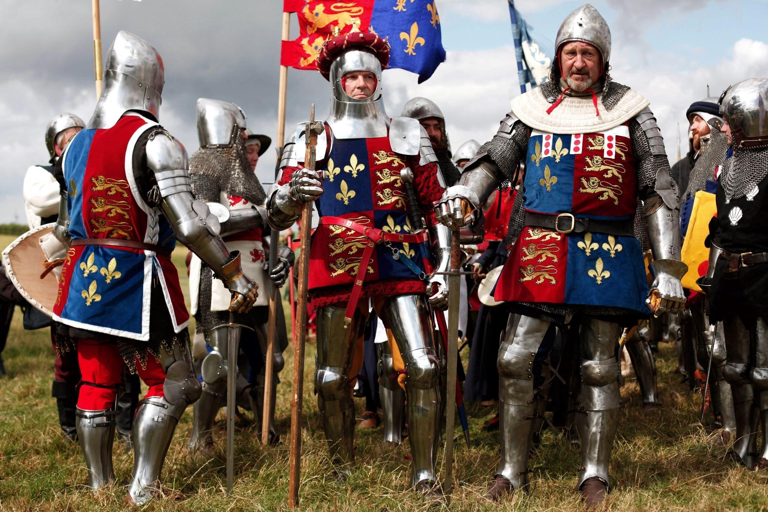 Фото всех армий мира средневековая после