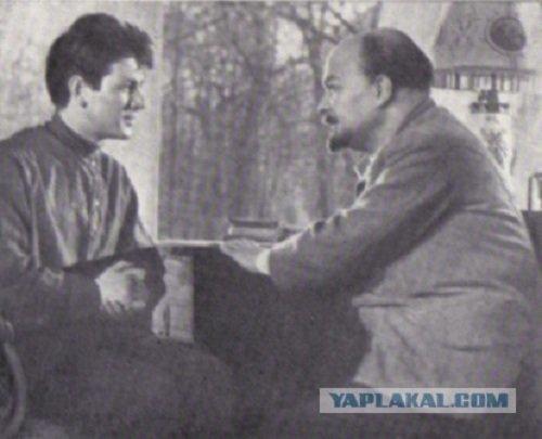 «Рассказы о Ленине» актёр, кино, народный артист России
