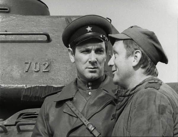 «Четыре танкиста и собака» актёр, кино, народный артист России