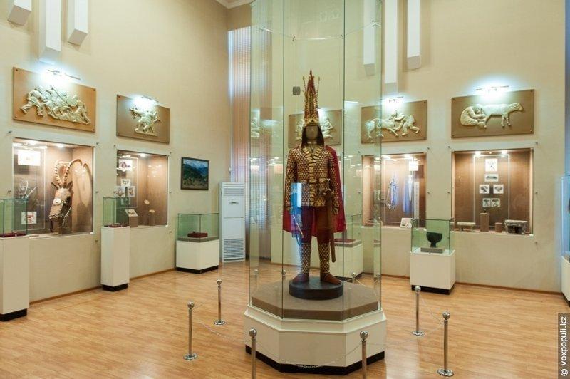 Астана Золотой человек, археология, казахстан, раскопки, сакский воин