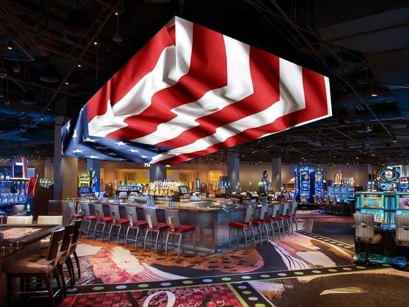Отель и казино SLS - Лас-Вегас, США Весь Мир, иллюзии, интересно, необычно, оптические иллюзии, путешествия, удивительно, удивительное рядом