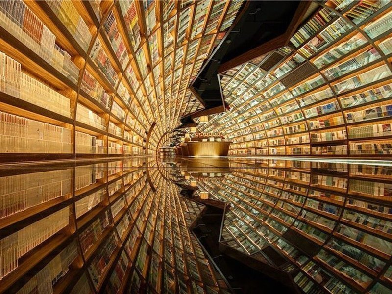 Янчжоу Чжоншуг - Янчжоу, Китай Весь Мир, иллюзии, интересно, необычно, оптические иллюзии, путешествия, удивительно, удивительное рядом