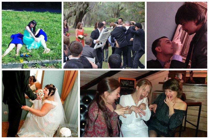 Драки и немного свадебных фотографий безобразие, всячина, драка, идиоты, свадьба, юмор