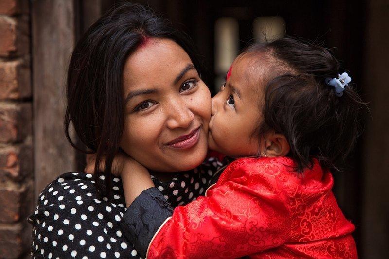 Катманду, Непал   Михаэла Норок, в мире, дочь, красота, люди, маты, фотопроект