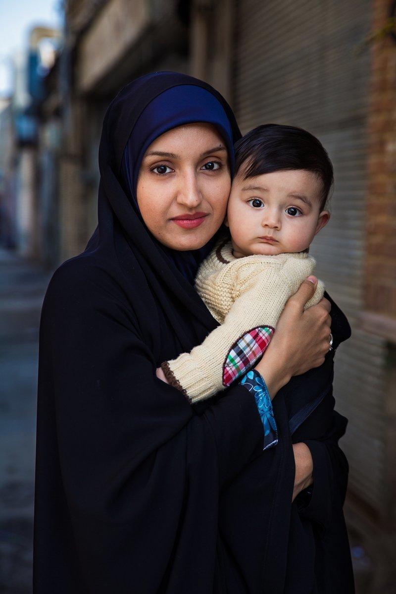 Тегеран, Иран   Михаэла Норок, в мире, дочь, красота, люди, маты, фотопроект