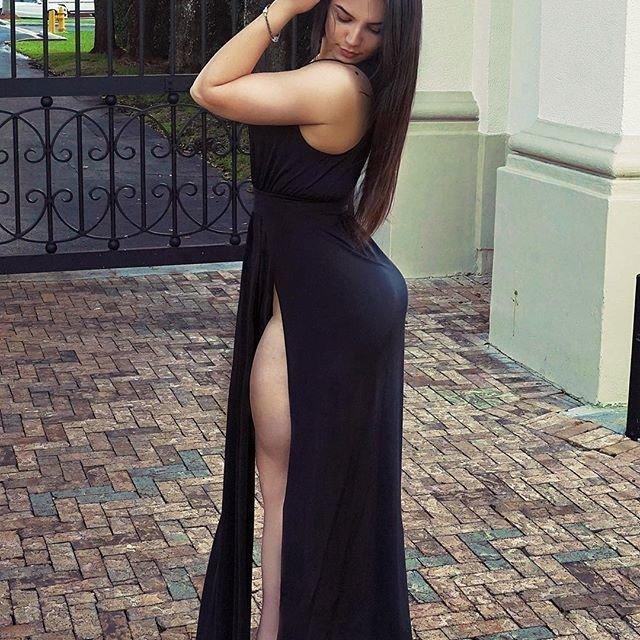 Наташа Энциноза — модель с охватом каждого бедра по 66 сантиметров Наташа Энциноза, в мире, красота, люди, модель, фигура