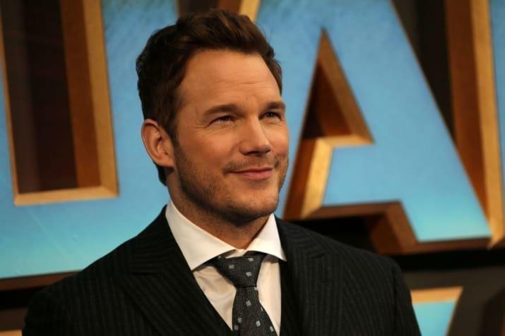 Крис Прэтт продавал купоны  актер, звезды, знаменитости, мир, профессия, прошлое, работа