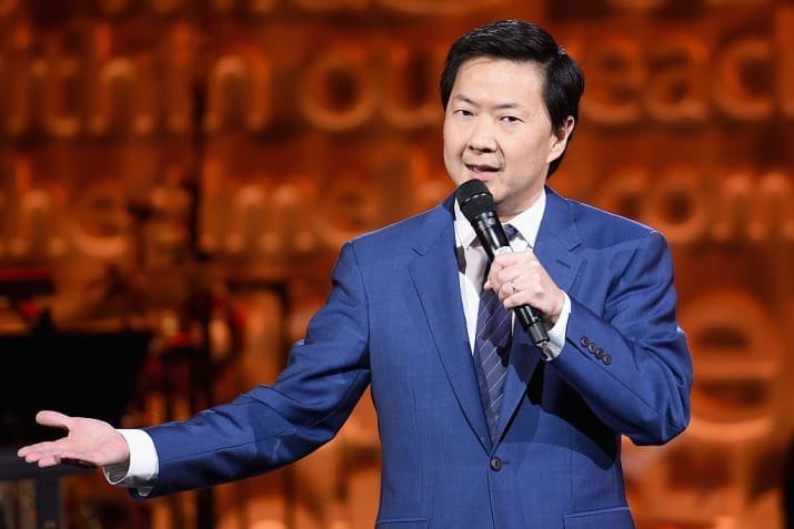 Кен Джонг - доктор медицины  актер, звезды, знаменитости, мир, профессия, прошлое, работа