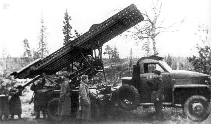 """""""Катюша"""" 1941-1945, артиллерия, вов, война, катюша"""