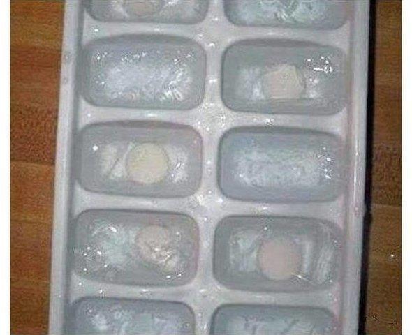 Лёд для колы с ментосом? Гениально! бизнес-идея, гениально, идеи на миллион, неожиданно, отличные задумки, прикол