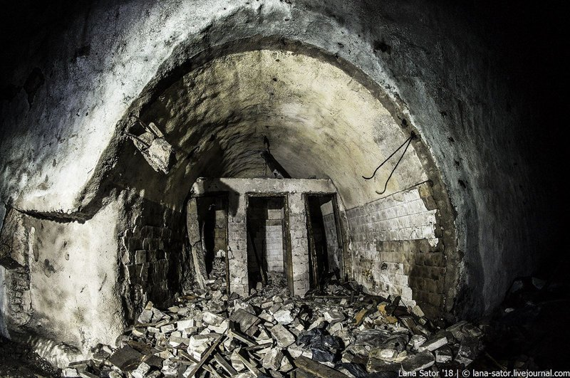 Заброшенные подземные авиабазы Восточной Европы путешествия, факты, фото