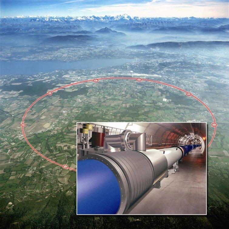 Большой адронный коллайдер интересное, топ, факты
