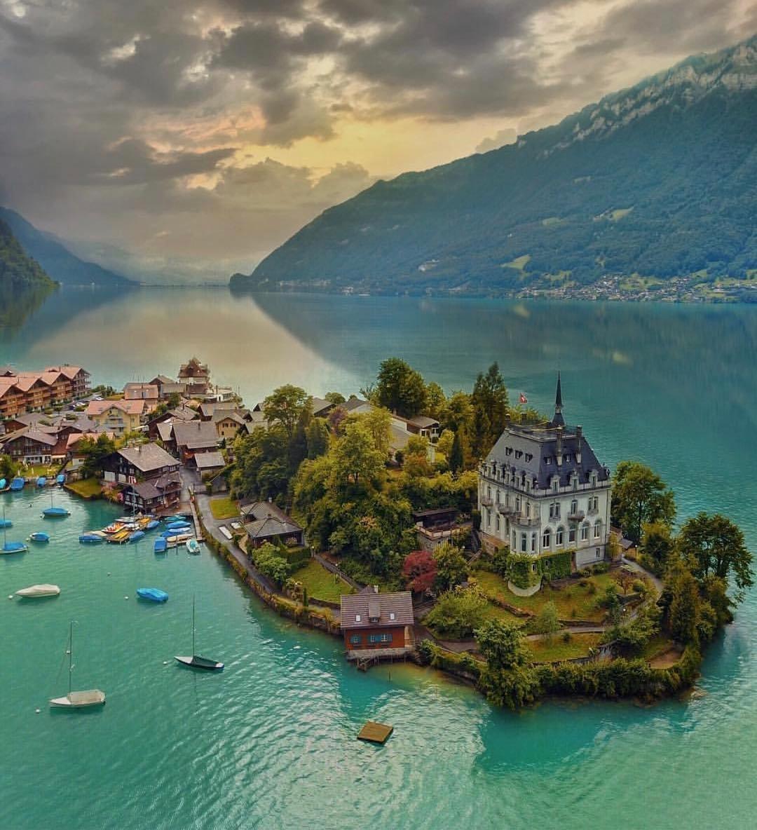 Картинки красивейших мест мира фото