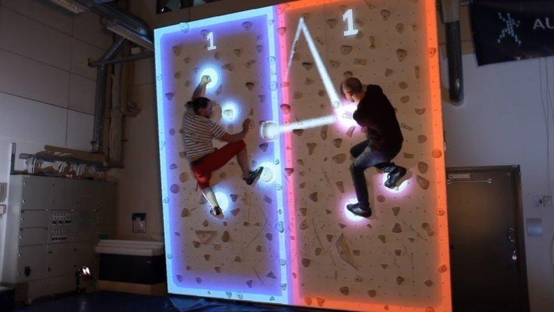 1. Ты можешь играть в AR-игры вроде этой (см. видео ниже) будущее, в мире, гаджеты, люди, наука