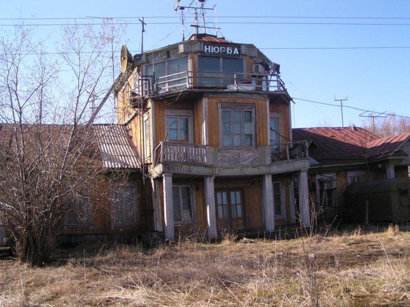 4. Нюрба, Якутия аэропорт, постройка, россия, самолет