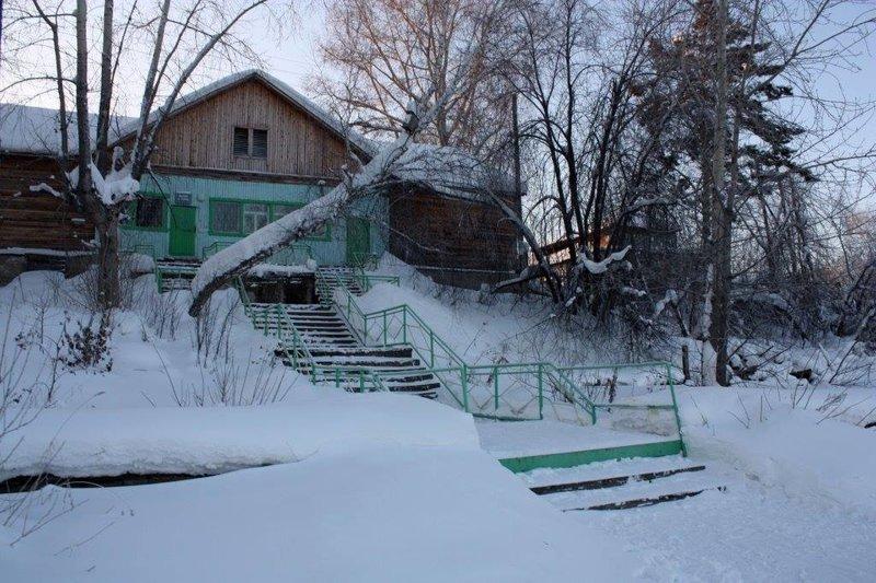 2. Енисейск, Красноярский край аэропорт, постройка, россия, самолет