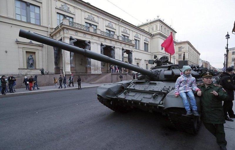 Фоторепортаж: как проходили репетиции Парада Победы? армия, военный парад, день победы, марш, праздник, россия, фото, фоторепортаж