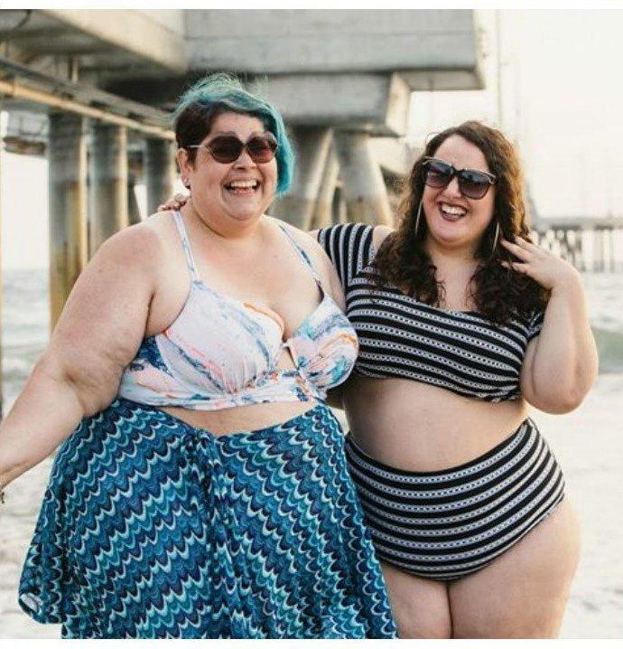 9. Эллис Далессандро бикини, бодипозитив, вес, женщина, купальник, особенность, тело, фото