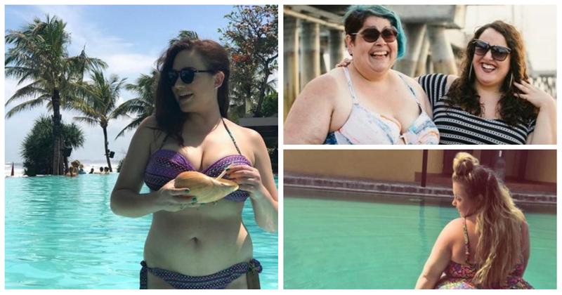 25 женщин в бикини, доказывающих, что все тела прекрасны вне зависимости от стандартов красоты бикини, бодипозитив, вес, женщина, купальник, особенность, тело, фото