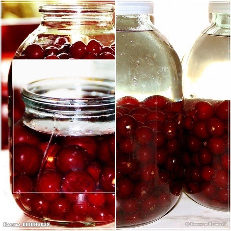 Наливка Вишневая вишневая наливка, вишневка, еда, наливки, напитки