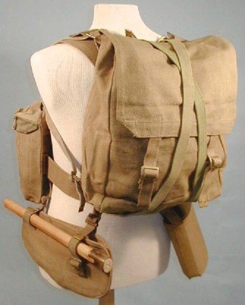 Что носил солдат в вещмешке Вещмешок, история, факты